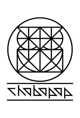 Owl Logo -Alubild