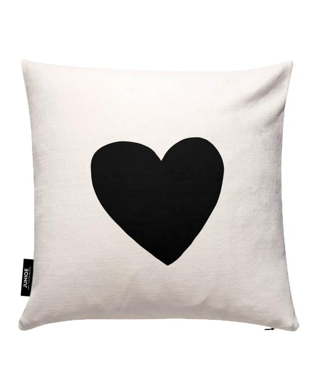 Big Heart Cushion Cover