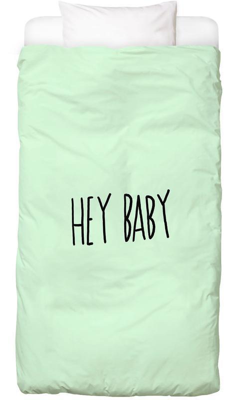 Hey Baby Bettwäsche