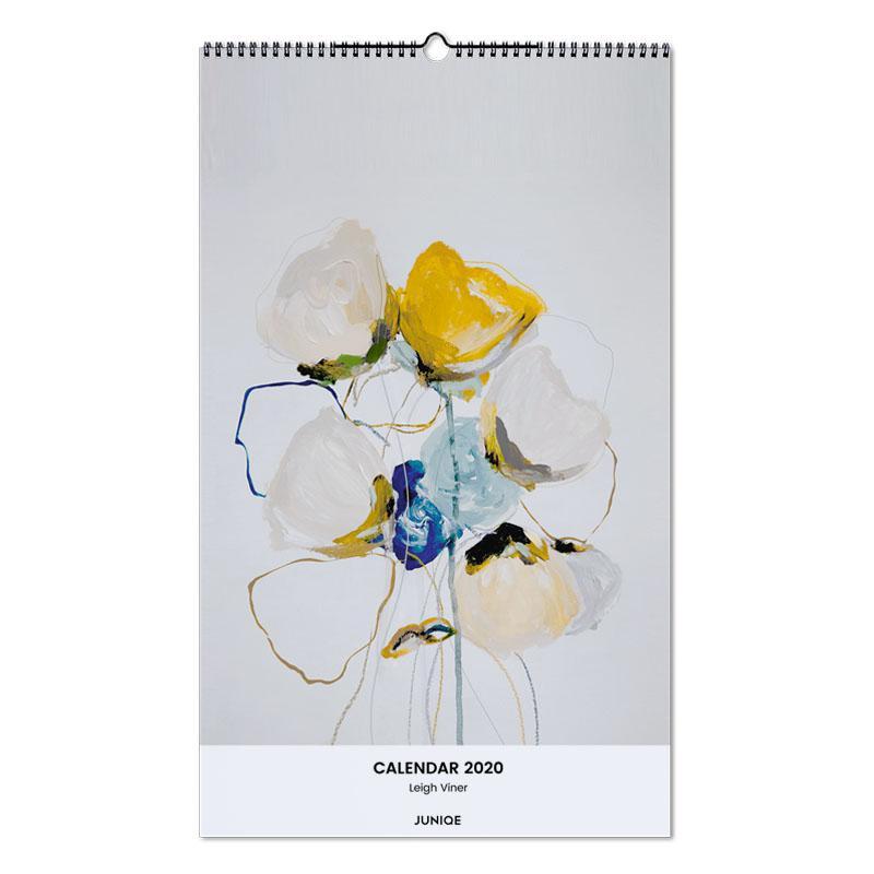 Wall Calendar 2020 - Leigh Viner Wall Calendar