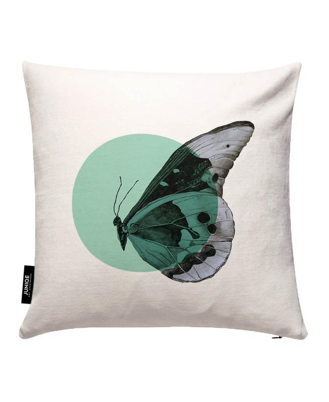 Moth Cushion Cover