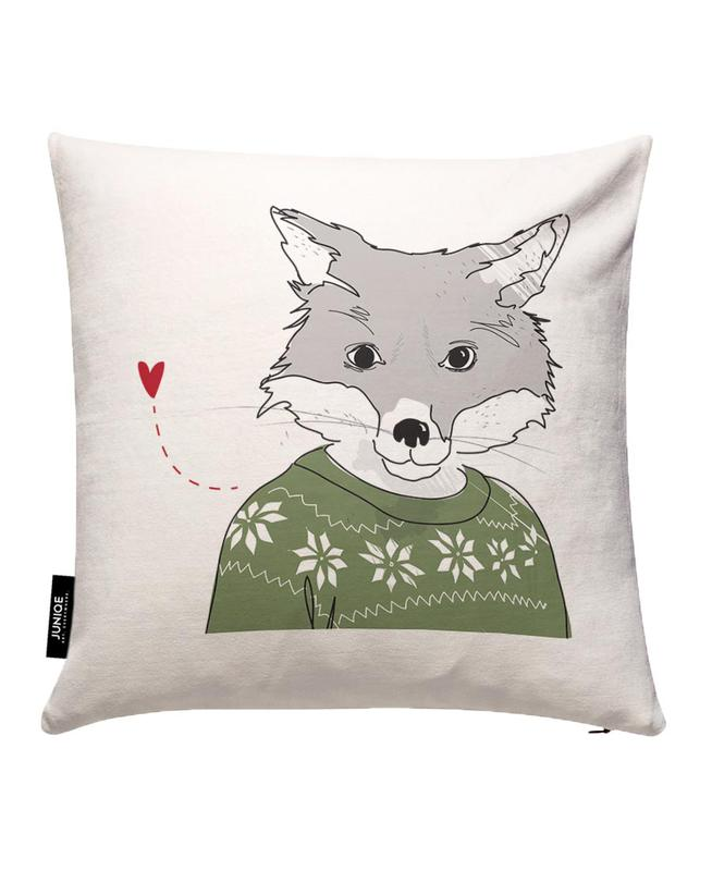 Furry Fox Kissenbezug