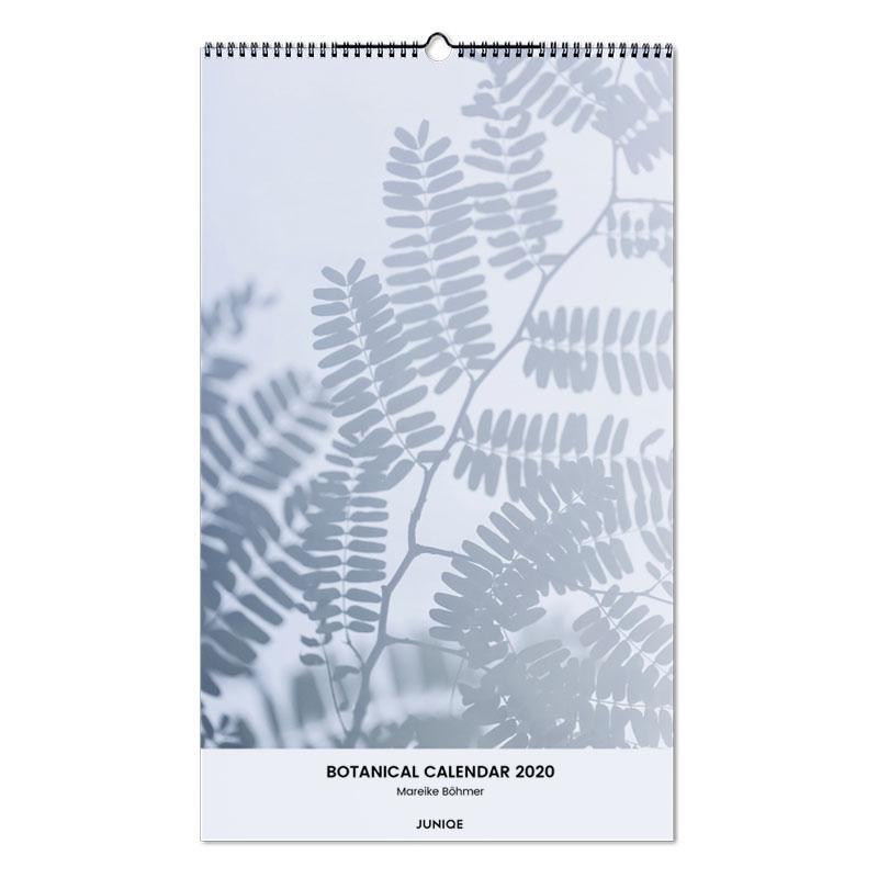 Botanical Calendar 2020 - Mareike Böhmer Wall Calendar