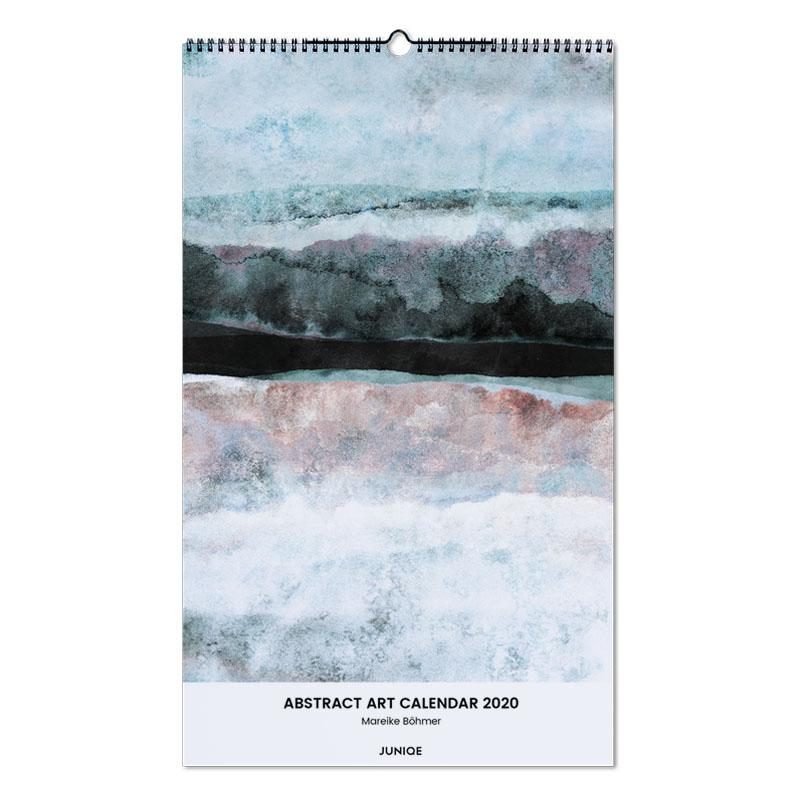 Abstract Art Calendar 2020 - Mareike Böhmer Wall Calendar
