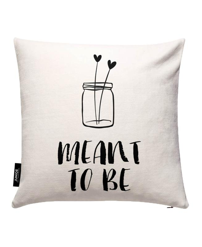 Meant To Be Cushion Cover