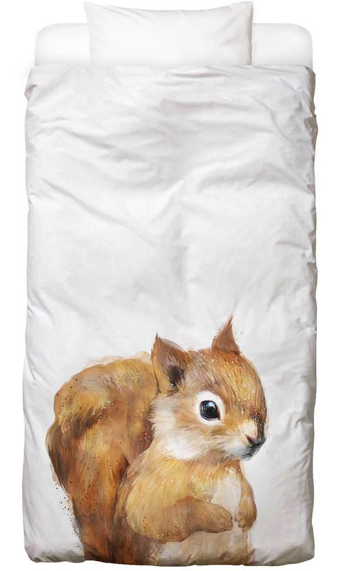 Little Squirrel Kids' Bedding