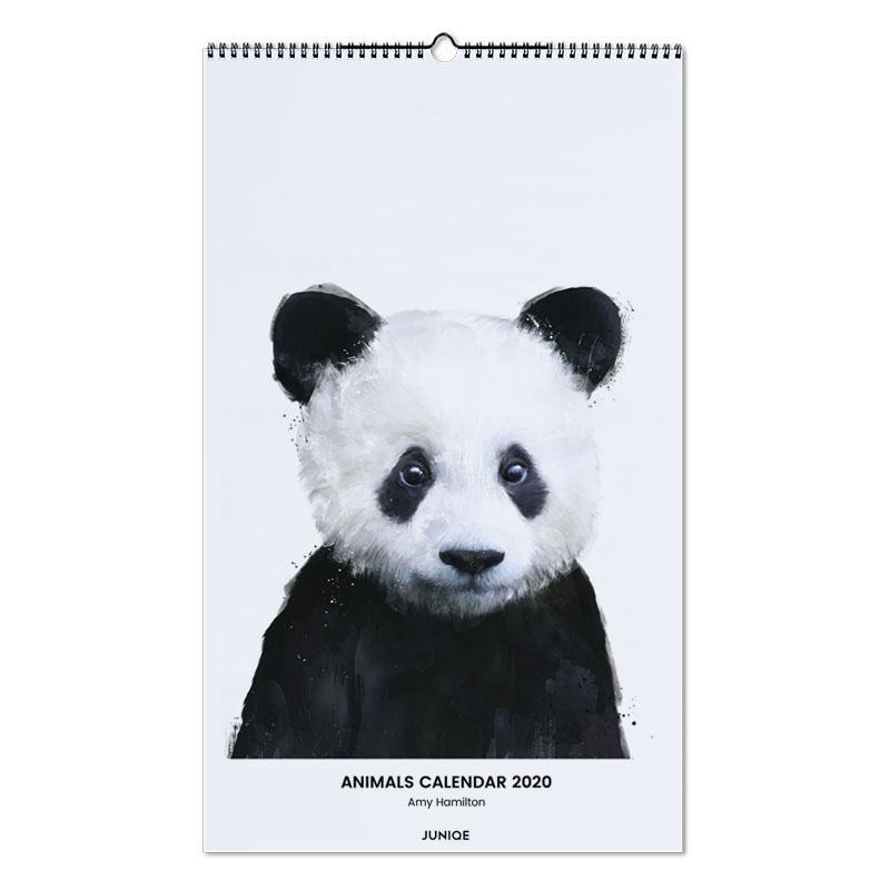 Animals Calendar 2020 - Amy Hamilton -Wandkalender
