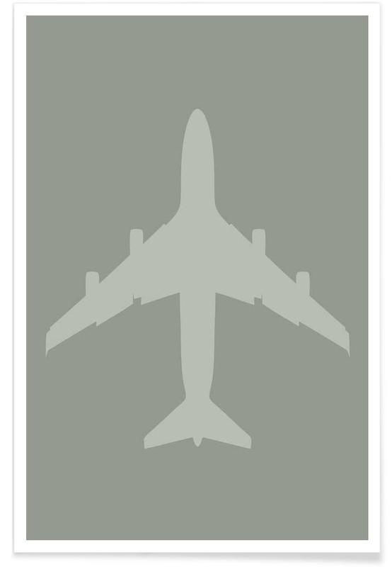 The Jet Poster affiche