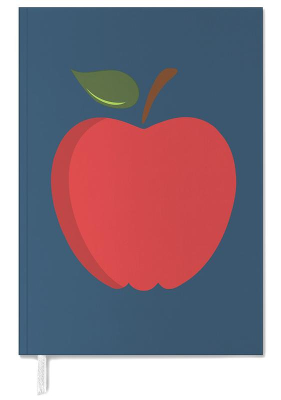 The Red Apple Poster -Terminplaner