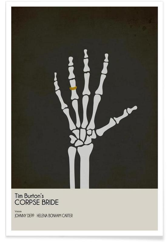 The Dead Bride affiche