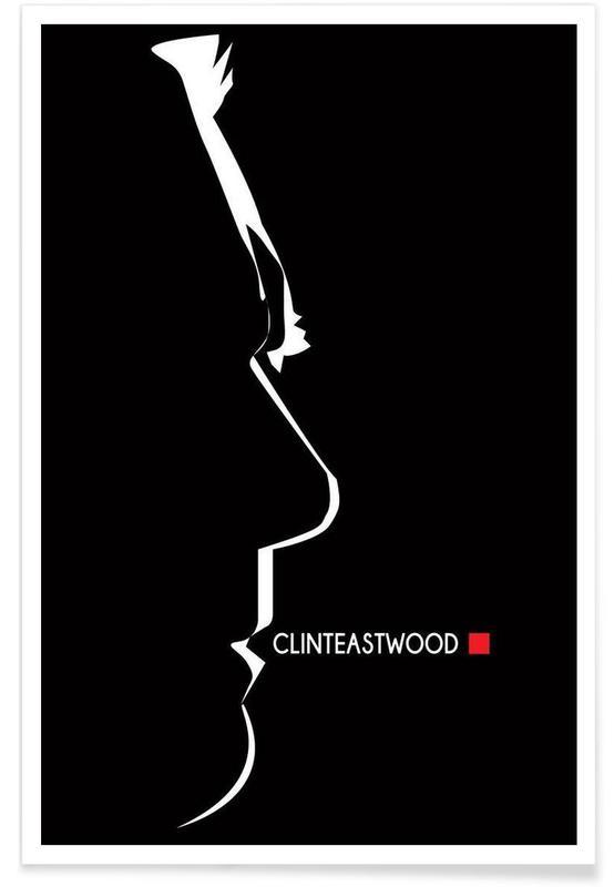 Clint affiche