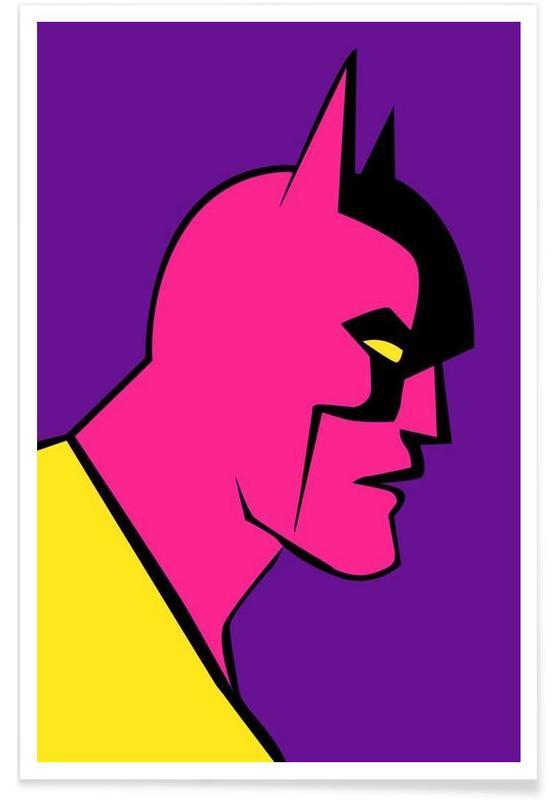 Pop The Bat Poster