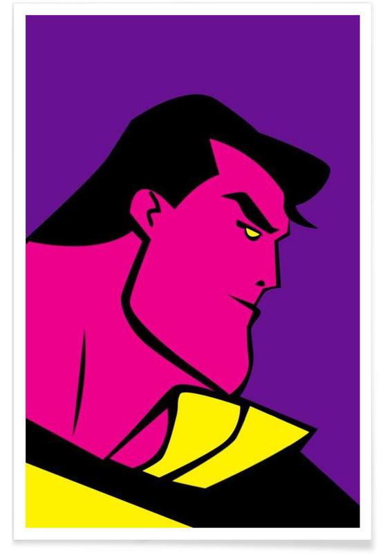 Pop The Hero Poster