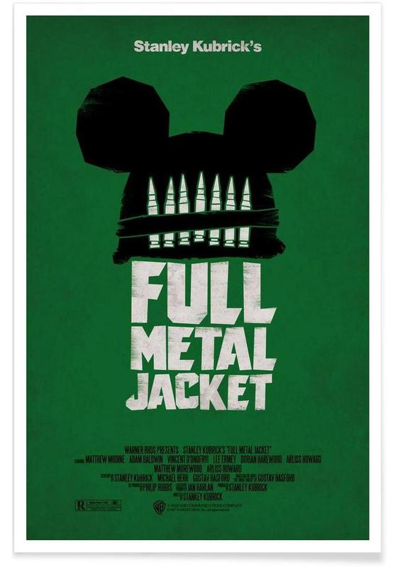 Full Metal Jacket affiche