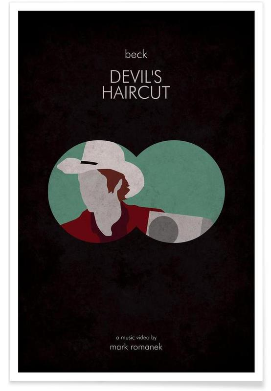 Devil's Haircut  affiche