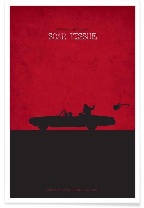 Scar Tissue affiche