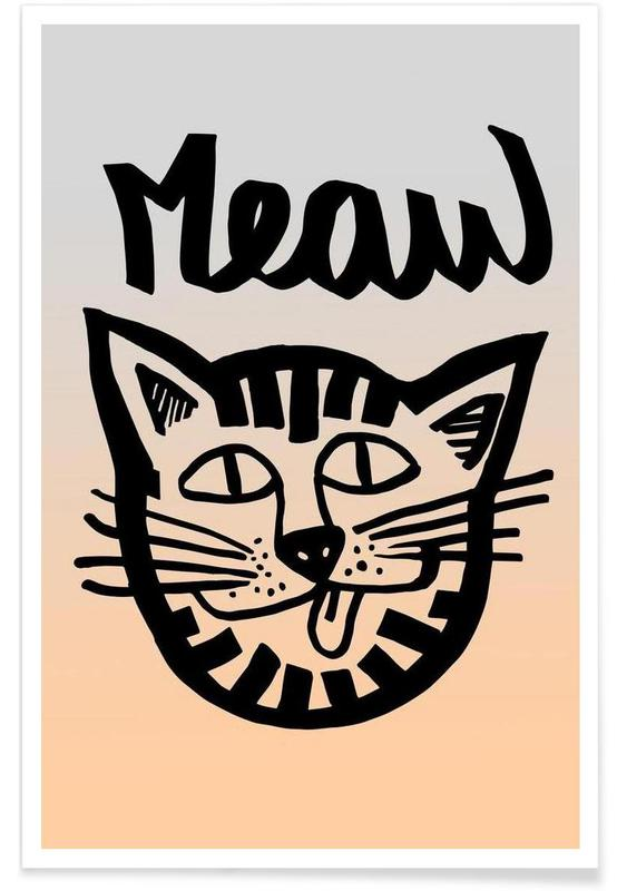 Meaw Poster