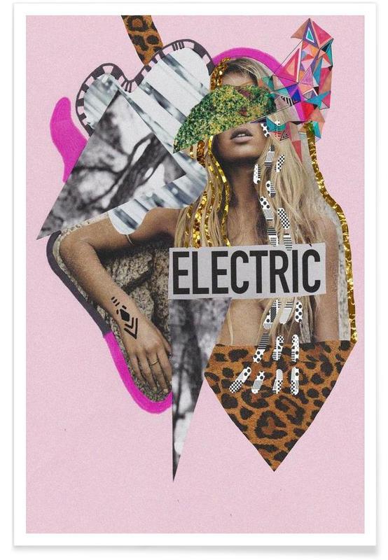 Electric fantasia Poster