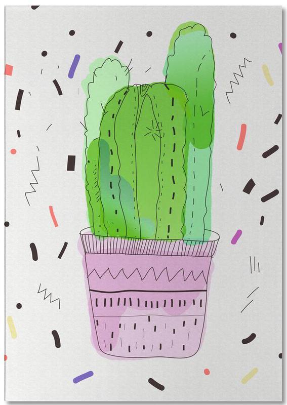 Cactus -Notizblock