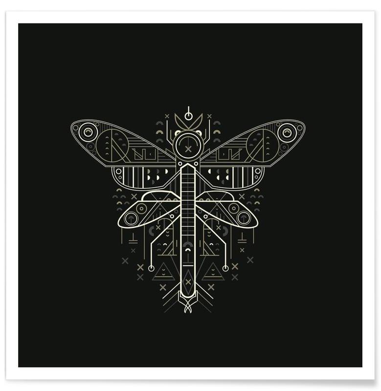Zenith Mosquito affiche