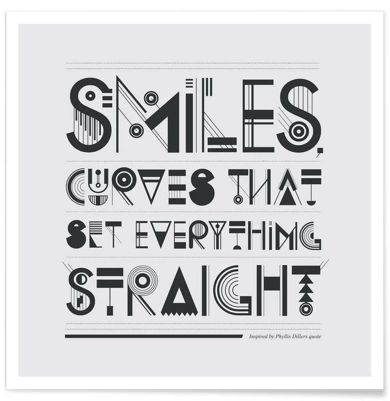 Smiles affiche