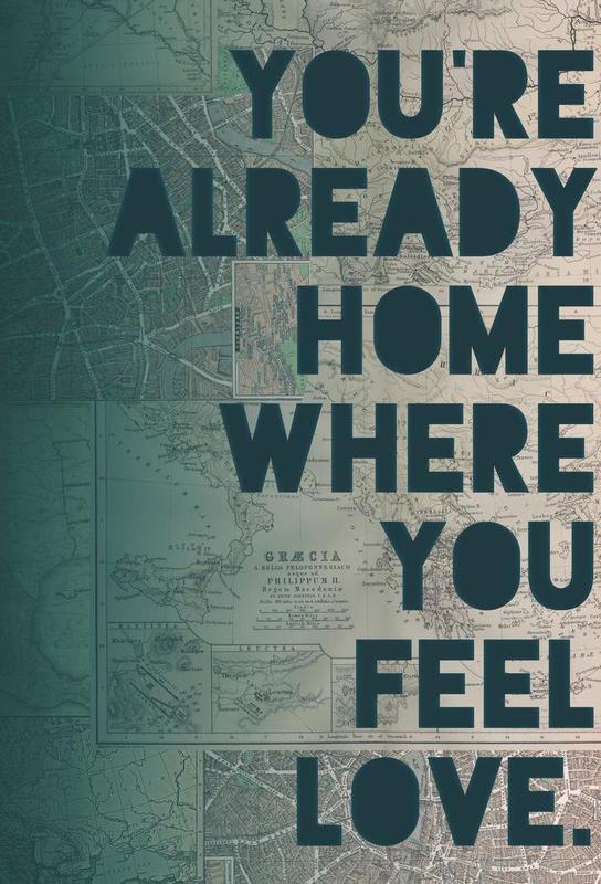Home -Alubild