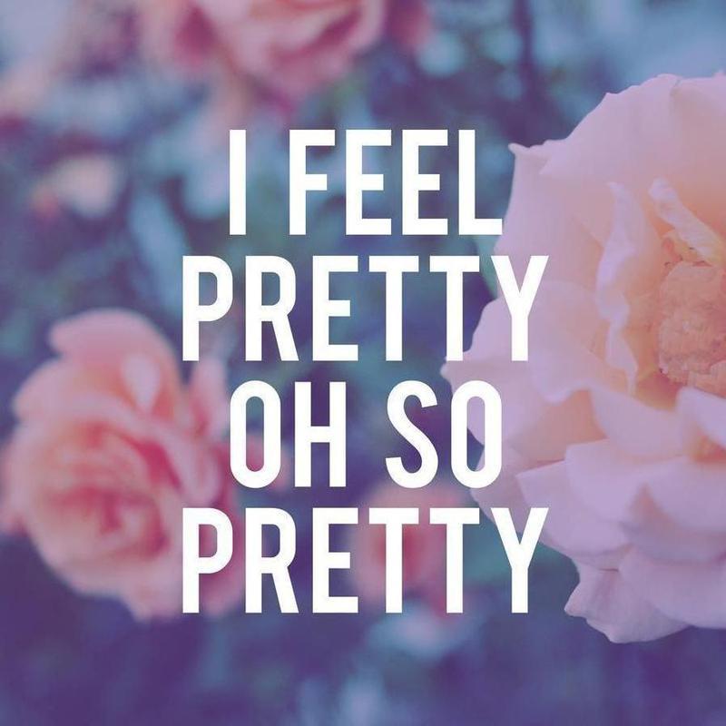 Oh, So Pretty -Leinwandbild