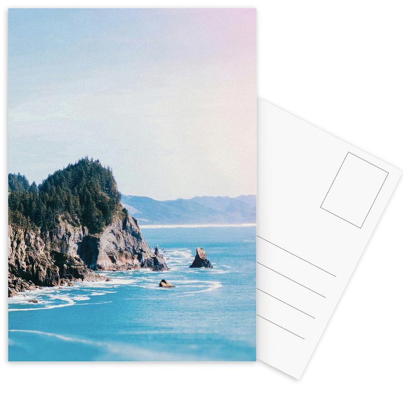 Cape Falcon Postcard Set