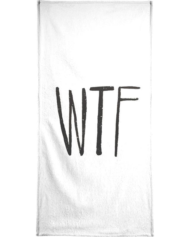 WTF Bath Towel