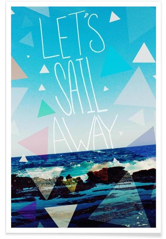 Let's Sail Away Poster