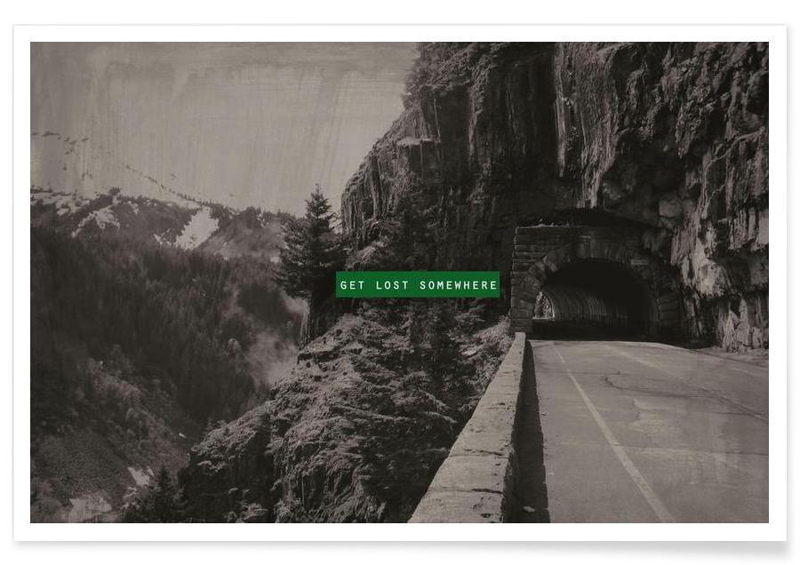 Get Lost Somewhere affiche