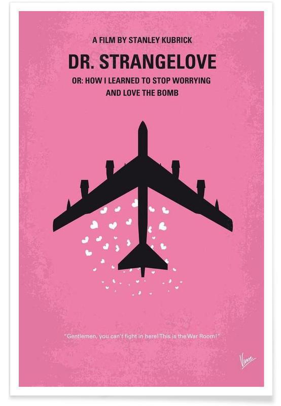 Dr Strangelove -Poster