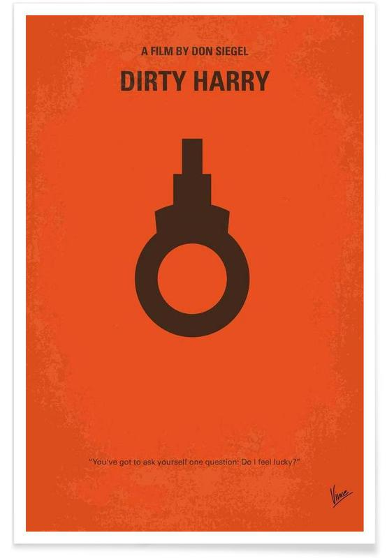 Dirty Harry -Poster