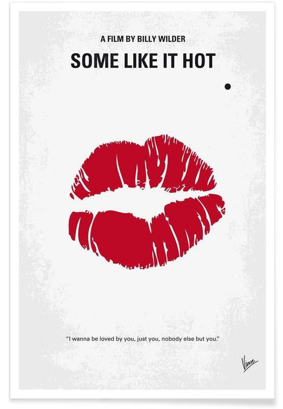 Some Like it Hot -Poster
