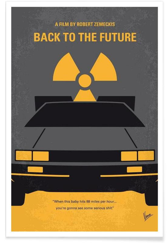 Back to the Future I affiche