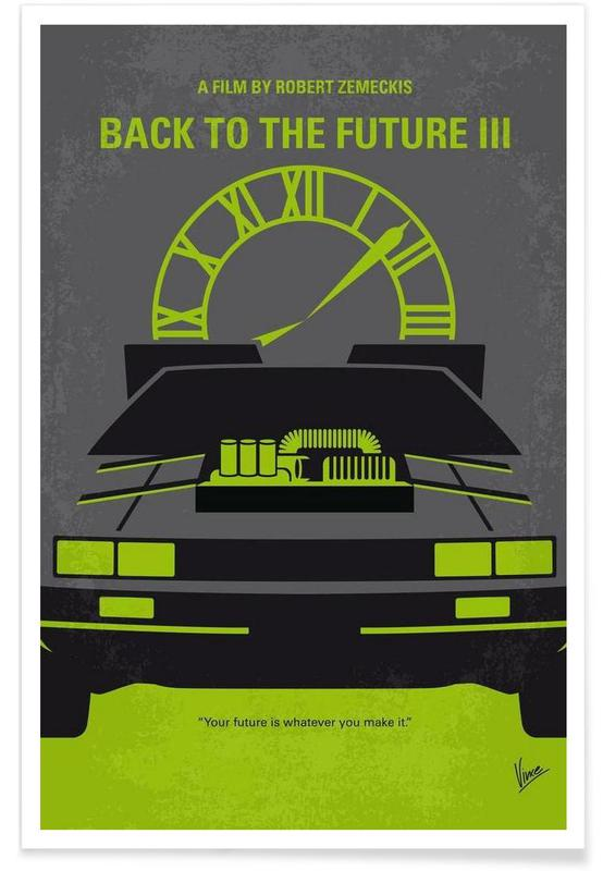 Back to the Future III affiche