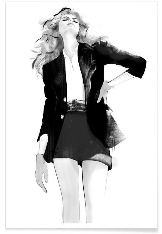 Woman in Black affiche