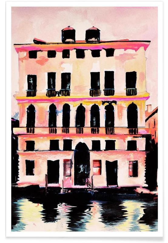 Prada Palazzo -Poster