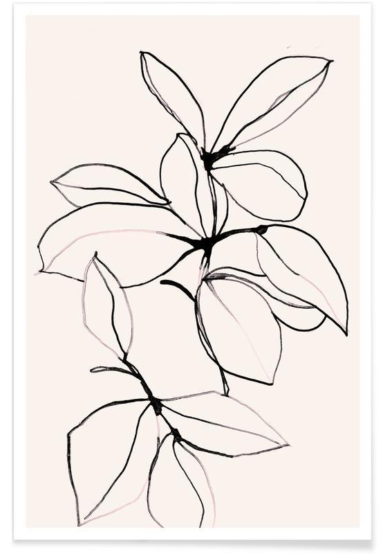 Foliage 0118 Plakat