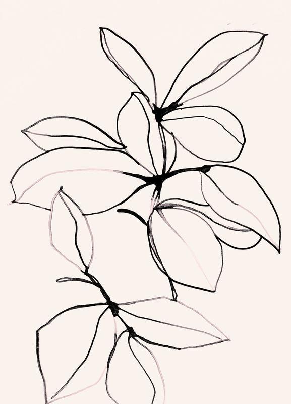 Foliage 0118 Canvas Print