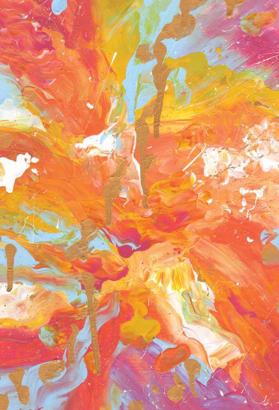 Ocaso Alu Dibond Druck | Dekoration > Bilder und Rahmen > Poster | Mehrfarbig | Aluminium