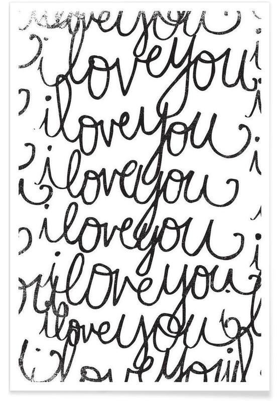 love love love affiche