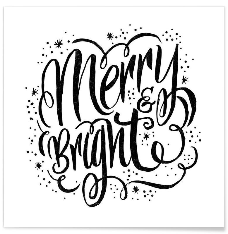 Merry Bright poster