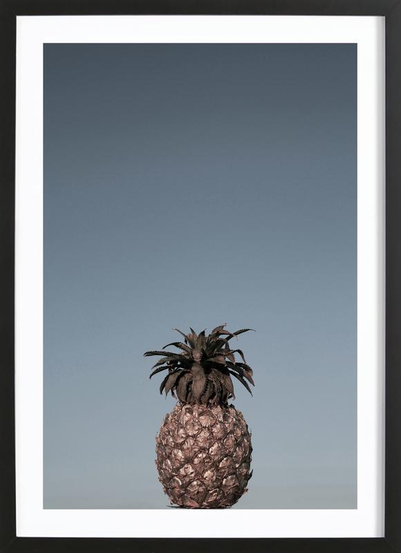 Perennial Comosus Framed Print