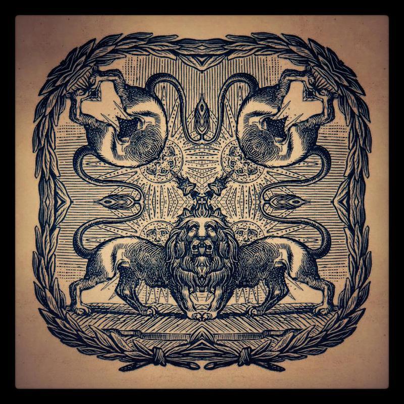Creeping From Behind acrylglas print