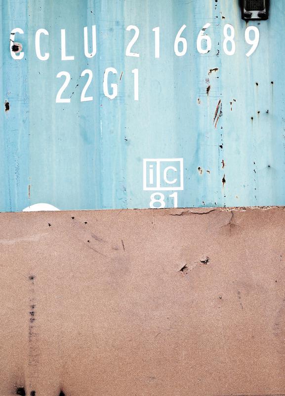 Knee Deep Leinwandbild | Dekoration > Bilder und Rahmen > Bilder | Mehrfarbig | Holz
