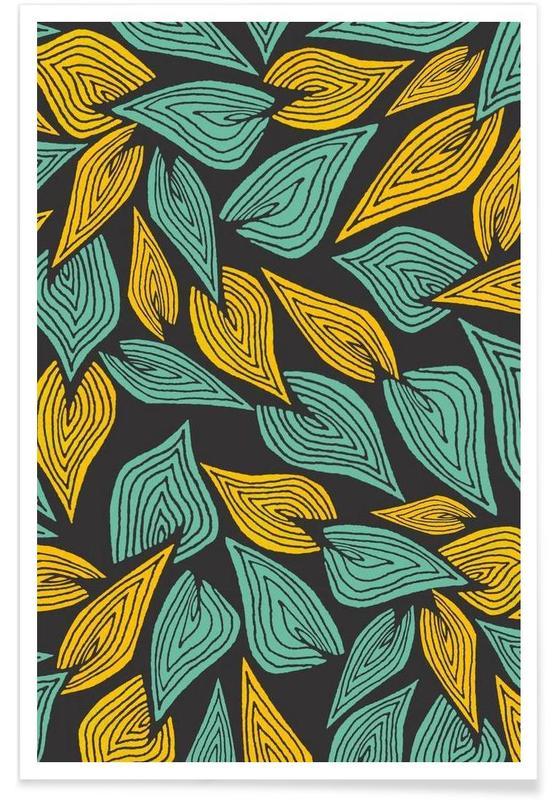 Autumn Wind -Poster