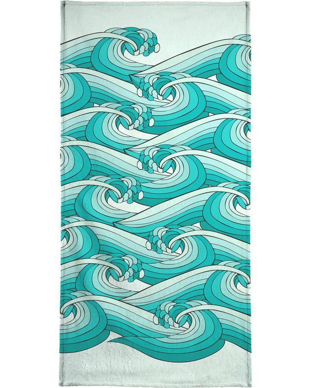 Ocean Vibes -Handtuch