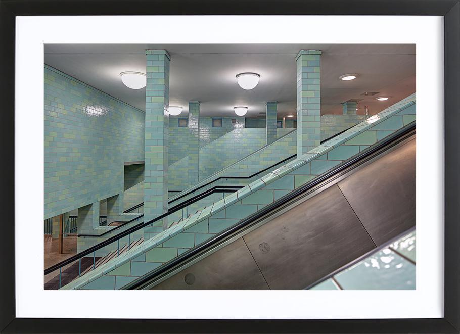 Alexanderplatz 04 Framed Print
