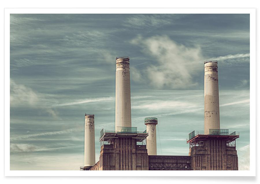 Battersea No 4 poster